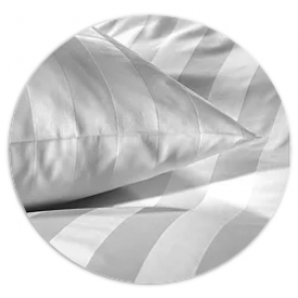 Сатин Stripe, плотность 135 гр.