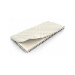 Топпер 160*200 со съемным непромокаемым чехлом с резинкой по углам