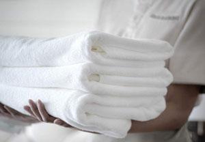 Купить полотенца для гостиниц и отелей оптом от производителя в Краснодаре