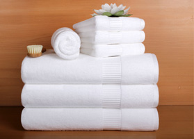 Полотенца для гостиниц в Краснодаре