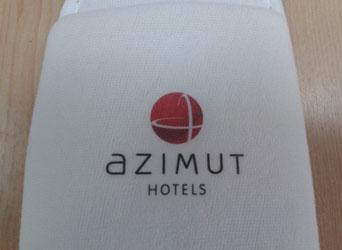 Заказать изделия с логотипом отеля